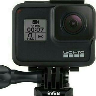 GoPro - 【未開封・送料無料】GoPro HERO7 Black CHDHX-701-FW
