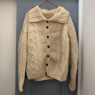 エディットフォールル(EDIT.FOR LULU)のvintage / knit cardigan(ニット/セーター)