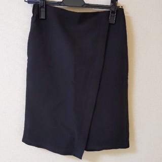 アンティカ(antiqua)のスカート(ひざ丈スカート)