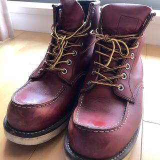 レッドウィング(REDWING)のレッドウィング アイリッシュセッター ブーツ 25.5cm(ブーツ)