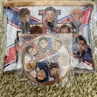 三代目 J Soul Brothers - 三代目 モバイルブース ポーチ