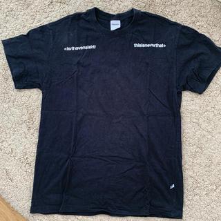 ボウダンショウネンダン(防弾少年団(BTS))のthisisneverthat tシャツ(Tシャツ/カットソー(半袖/袖なし))