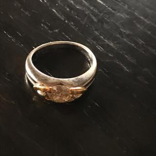 天然ダイヤモンドプラチナリング(リング(指輪))