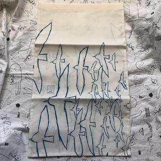 ミナペルホネン(mina perhonen)のミナペルホネン  ショップ袋 不織布 wataridori(ショップ袋)
