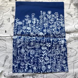 ミナペルホネン(mina perhonen)のミナペルホネン  不織布 ショップ袋(ショップ袋)