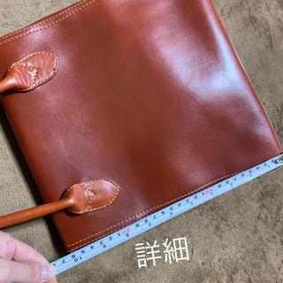 ムジルシリョウヒン(MUJI (無印良品))の革 ハンドバッグ 詳細(ハンドバッグ)