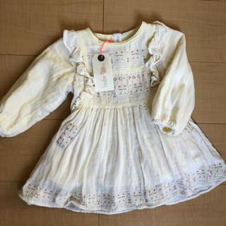 Caramel baby&child  - 新品 louise misha 刺繍 ワンピース