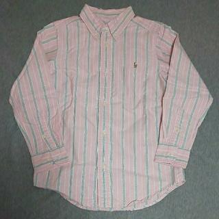 ポロラルフローレン(POLO RALPH LAUREN)のポロ・ラルフローレン ストライプシャツ 130(Tシャツ/カットソー)
