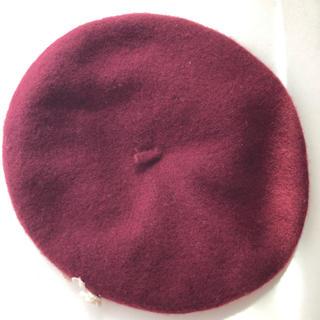 アースミュージックアンドエコロジー(earth music & ecology)のアース・ミュージック&エコロジー   ベレー帽 (ハンチング/ベレー帽)