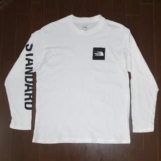 THE NORTH FACE - THE NORTH FACE ノースフェイス ロングTシャツ L
