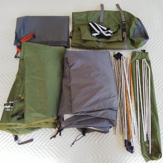 ユニフレーム(UNIFLAME)のユニフレーム ソラツアーグリーン(テント/タープ)