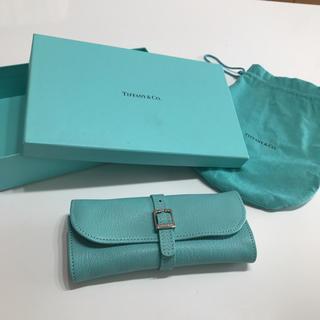 ティファニー(Tiffany & Co.)のティファニー☆ジュエリーケース アクセサリーケース(小物入れ)