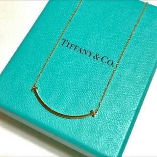 Tiffany & Co. - ティファニーT k18イエローゴールド ネックレス
