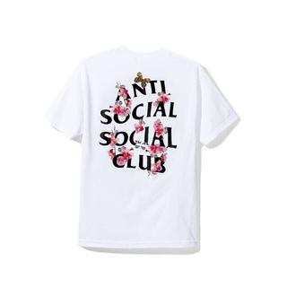 アンチ(ANTI)のASSC アンチソーシャルソーシャルクラブ Tシャツ M 桜(Tシャツ/カットソー(半袖/袖なし))