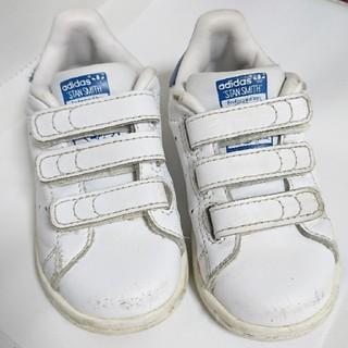 アディダス(adidas)のadidasスタンスミス14cm(スニーカー)