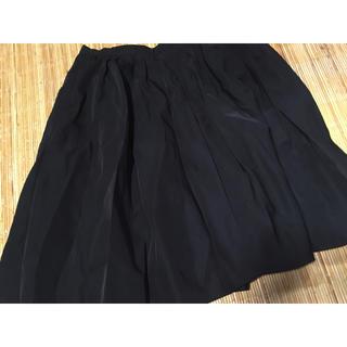スピックアンドスパン(Spick and Span)の新品 スピックアンドスパン スカート(ひざ丈スカート)