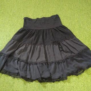 フランシュリッペ(franche lippee)のフランシュリッペ バレリーナスカート(ひざ丈スカート)