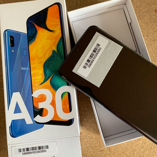 SAMSUNG - Galaxy A30 64GB