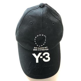 Y-3 - Y-3 YOHJI YAMAMOTO ヨウジ ヤマモト 帽子 キャップ