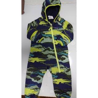 パタゴニア(patagonia)のパタゴニア ジャンプスーツ(3-6M)☆(ジャケット/コート)