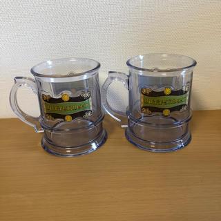 USJ - ハリーポッター HarryPotter バタービール マグカップ 2個セット