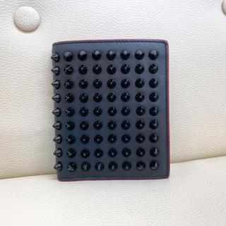 クリスチャンルブタン(Christian Louboutin)のルブタン 二つ折り 財布(折り財布)