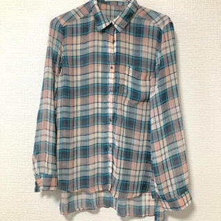 ケービーエフ(KBF)のチェックシャツ(シャツ/ブラウス(長袖/七分))
