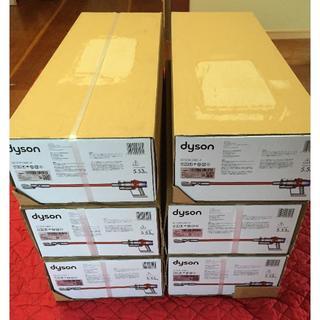 Dyson - まとめ売り ダイソン掃除機 V10 フラフィープラス 6台 SV12FFCOM