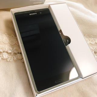 Xperia - ソニー Xperia Z3 SO-01G シルバーグリーン