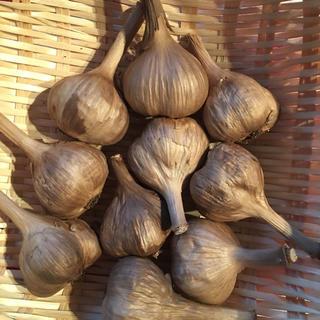 黒にんにく  青森産  200グラム(野菜)