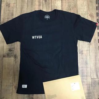 ダブルタップス(W)taps)のWTAPS 12AW WTVUA TEE NAVY M ネイビー(Tシャツ/カットソー(半袖/袖なし))