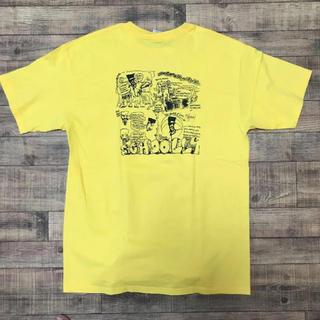 シュプリーム(Supreme)の非売品プロモTシャツ Schoolly D - P.S.K. Tee XL(Tシャツ/カットソー(半袖/袖なし))