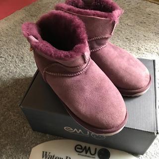 エミュー(EMU)のEMUムートンショートブーツ(ブーツ)