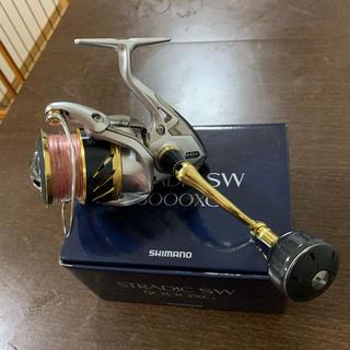 シマノ(SHIMANO)のシマノ 18ストラディックSW 5000XG 美品 最終値下げ(リール)