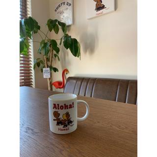 スヌーピー(SNOOPY)の日焼けスヌーピー ★マグカップ(食器)