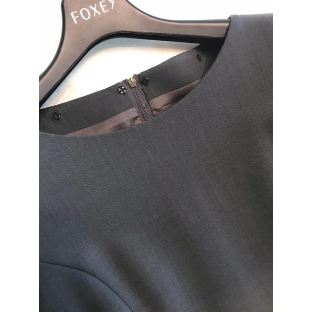 FOXEY(フォクシー)のフォクシー・新品ワンピース ・ブティックライン レディースのワンピース(ひざ丈ワンピース)の商品写真