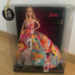 バービー(Barbie)のバービー人形 50周年限定品(ぬいぐるみ/人形)