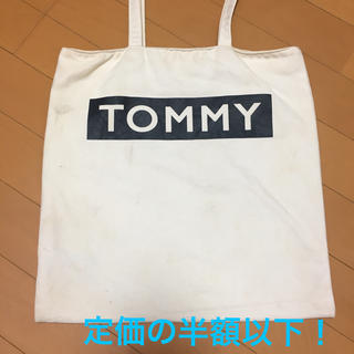 TOMMY HILFIGER - TOMMY トミー トートバッグ  TOMMY HILFIGER