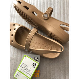 crocs - クロックス サンダル 未使用 23 cm