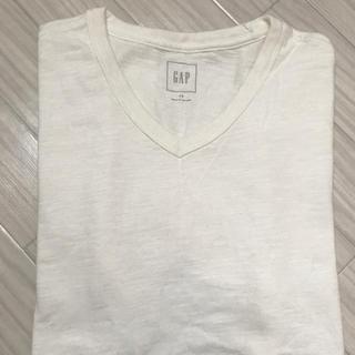 ギャップ(GAP)のGAP Tシャツ 白 XS ギャップ(Tシャツ(半袖/袖なし))