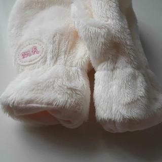 ミキハウス(mikihouse)のミキハウス ミトン 手袋 マイクロファー(手袋)