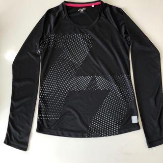 asics - asics ロングTシャツ
