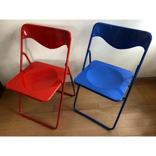 ACTUS - アクタス ACTUS 折畳みチェア おりたたみ椅子 美品