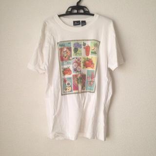 ロキエ(Lochie)の古着 big Tシャツ(Tシャツ/カットソー(半袖/袖なし))