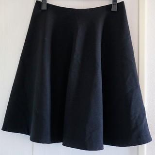 デプレ(DES PRES)のデ・プレ フレアスカート(ひざ丈スカート)