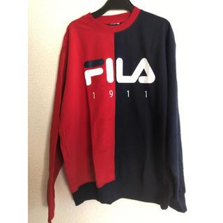 FILA - FILA スウェット 美品