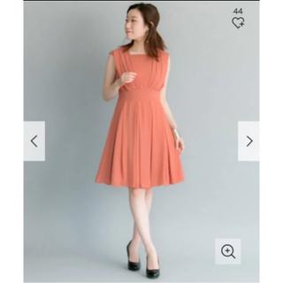アーバンリサーチ(URBAN RESEARCH)の【美品】URBANRESEACH  couture MASON フォーマルドレス(ミディアムドレス)