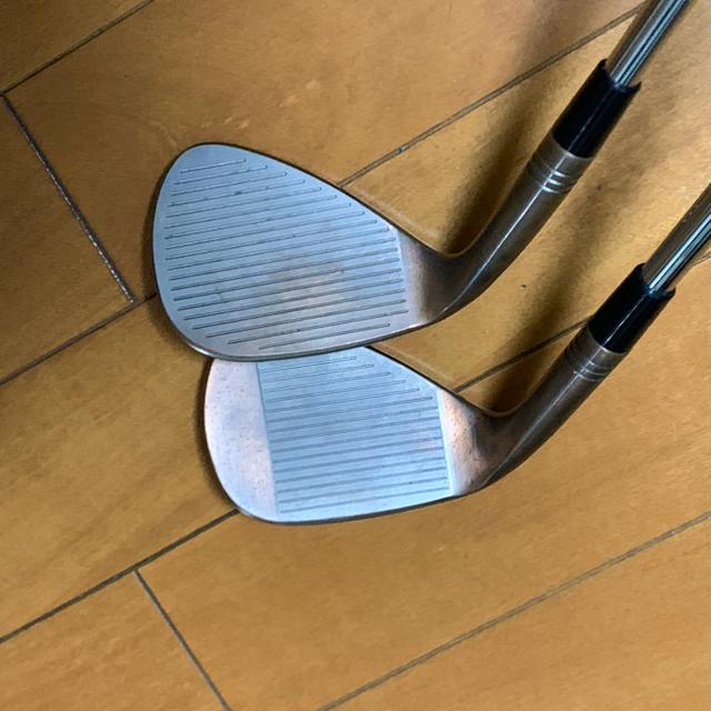 TaylorMade(テーラーメイド)のテーラーメイド  HI-TOEウェッジ 54.58 スポーツ/アウトドアのゴルフ(クラブ)の商品写真