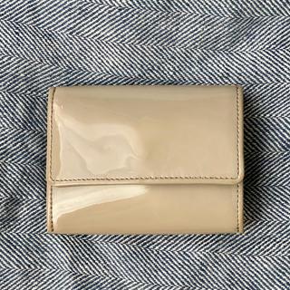 マーガレットハウエル(MARGARET HOWELL)のマーガレットハウエルエナメルミニ財布(財布)