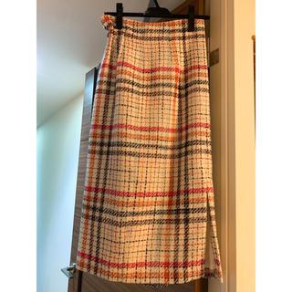 ミラオーウェン(Mila Owen)のmira owen  スカート(ひざ丈スカート)